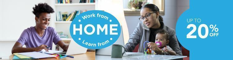 TT - Work From Home Learn From Home