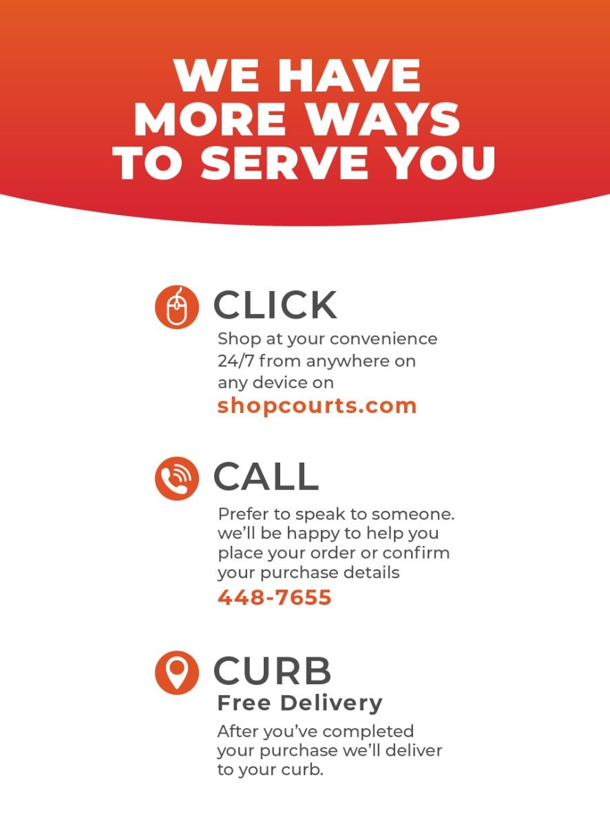 Dominica Offer - Click, Call, Curb